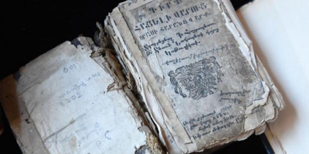 أرمنية من حلب تهدي يريفان مخطوطة تاريخية قيمة