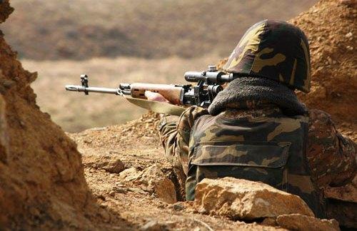 استشهاد جندي أرمني وإصابة آخر على الحدود الآرتساخية الآذربيجانية