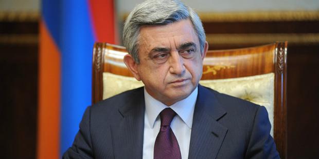 الرئيس الأرمني يصدر رسالة تعزية ليهود أرمينيا والعالم بمناسبة ذكرى الهولوكوست