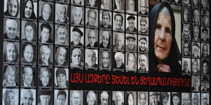 في الذكرى المئوية الأولى للمجازر… تحية الى الشعب الأرمني الجريح