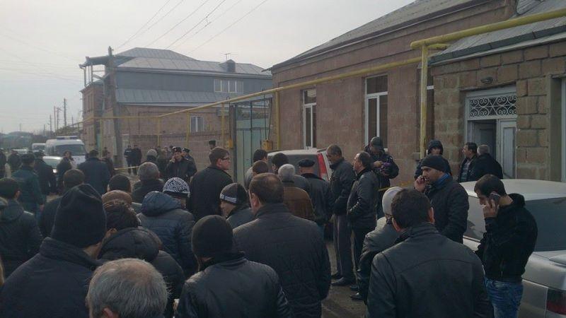 مآساة في كيومري، مقتل ٦ أفراد من عائلة واحد برصاص جندي روسي