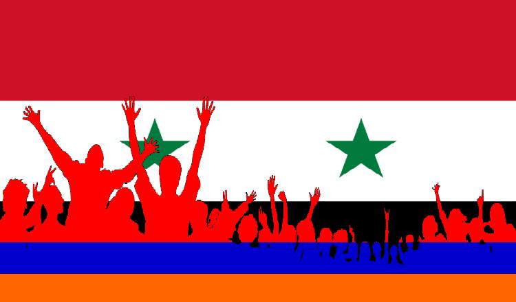 الأرمن في سوريا