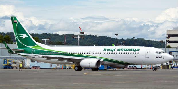 وصول أول طائرة عراقية إلى أرمينيا وعلى متنها مسؤولين ورؤساء 50 شركة سياحية