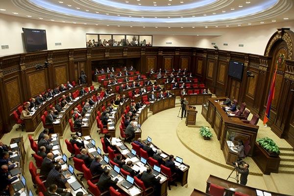 برلمان أرمينيا يضع على أجندته مشروع قانون الإعتراف بالإبادتين الأشورية واليونانية