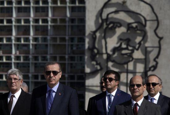 أردوغان يتهم الشتات الأرمنيبشن حملة تشويه ضد تركيا