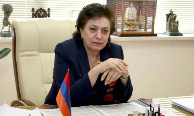 وزيرة المغتربين الأرمن لديها رسالة موجهة لك، تفضل بالإطلاع عليها