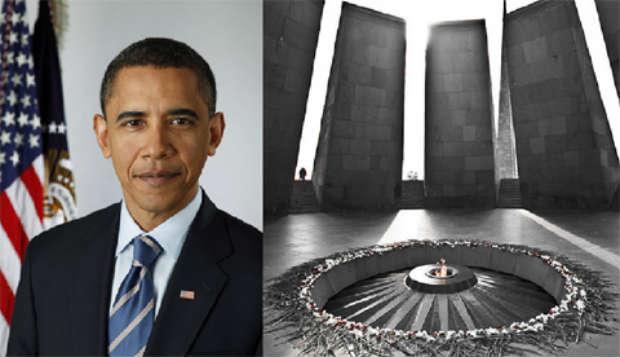أوباما يتلقى دعوات رسمية لحضور فعاليات مئوية الإبادة في واشنطن