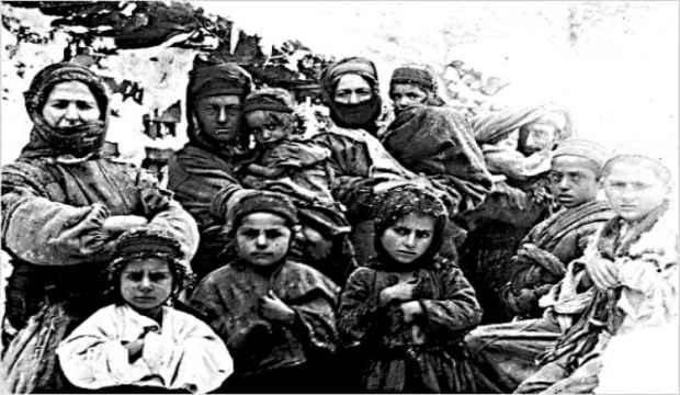 الأرمن…مأساة قدر أم قدر الصليب