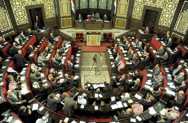 دقيقة صمت في مجلس الشعب السوري لأرواح 1.5 مليون أرمني