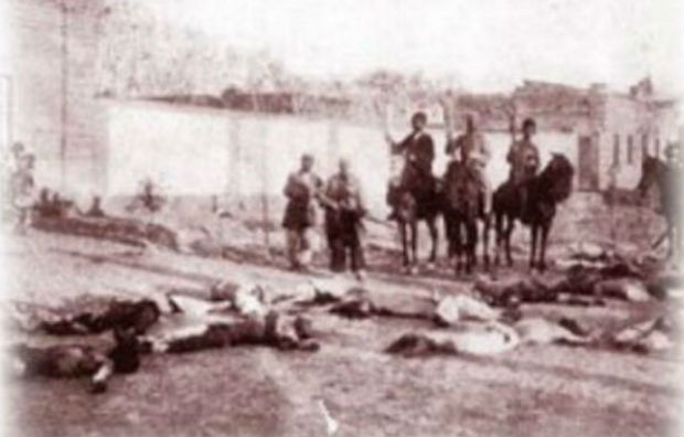 الإبادة الجماعية الأشورية – مذابح السيفو
