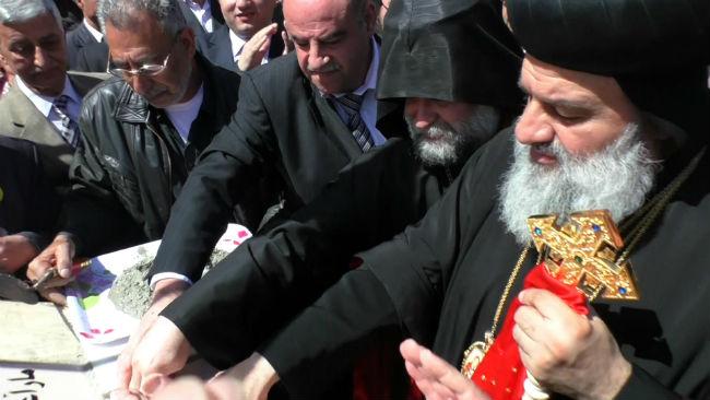 أفرام الثاني يطالب العالم أن تحذو حذو السويد وأرمينيا بالإعتراف بالسيفو