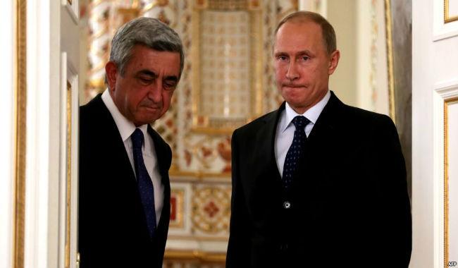 بوتين إلى أرمينيا بعد أيام أما غاليبولي فيكفيها الرجل الرابع