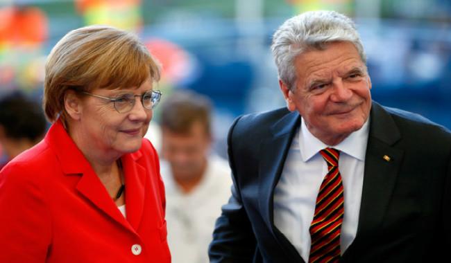 الرئيس الألماني مع الأرمن.. وميركل: مشغولون ولن نذهب إلى غاليبولي