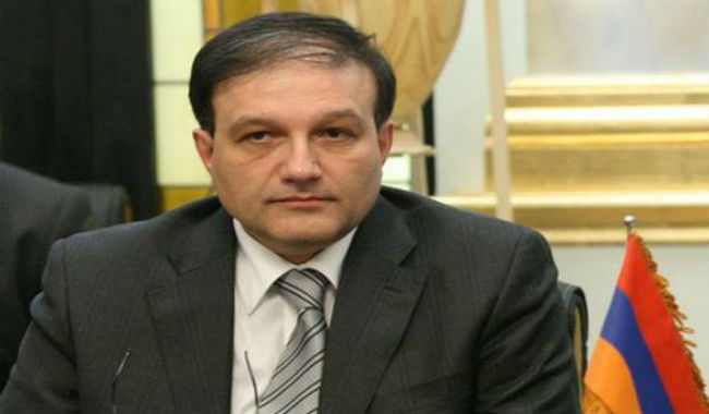سفير أرمينيا بالقاهرة: على تركيا الاعتراف بالإبادة جماعية الأرمنية