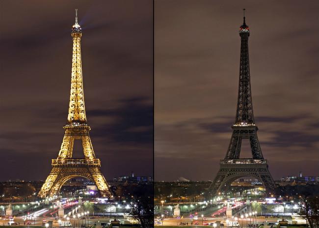 باريس تقرر إطفاء أضواء برج إيفل حدادا على أرواح شهداء الإبادة الأرمنية