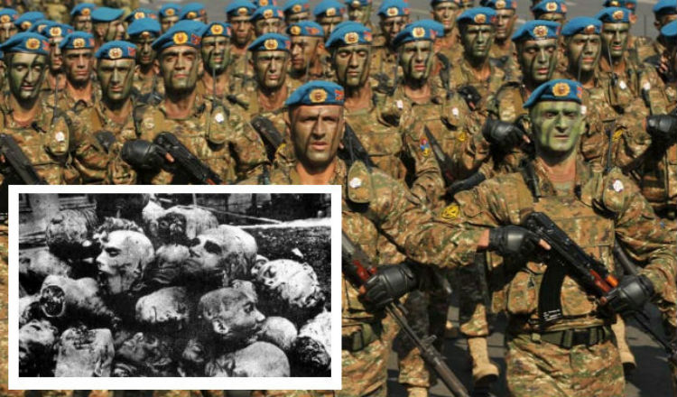الـ 12:00 منتصف الليل بتوقيت يريفان: الشعب الأرمني قام.. حقا قام