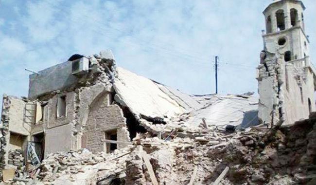 نداء عاجل.. أرمن حلب هدفا لعنف الحرب السورية مرة أخرى
