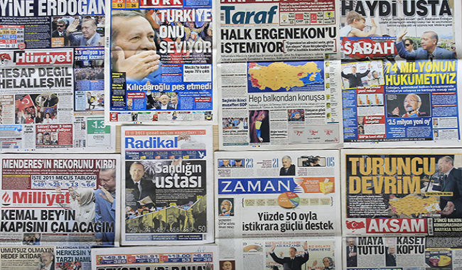 الصحافة التركية غطت مئوية الإبادة الأرمنية أكثر من فعالية غاليبولي