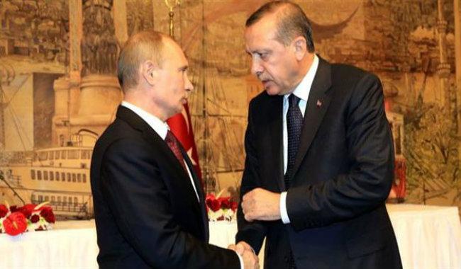أردوغان يرفض دعوة بوتين له إلى موسكو بسبب رفض الأخير حضور غاليبولي