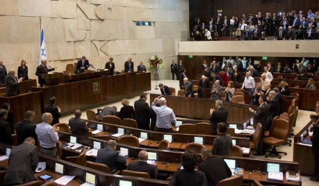رئيس البرلمان الإسرائيلي يطالب بلاده الإعتراف الرسمي بالإبادة الأرمنية