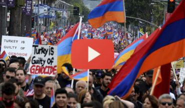 آلين توبجيان: أغنية لذكرى الإبادة الجماعية الأرمنية