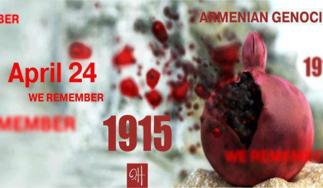 الأعمال الفنية الخاصة بالإبادة الجماعية الأرمنية