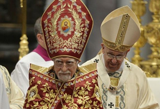 وفاة بطريرك الأرمن الكاثوليك نيرسيس بيدروس التاسع عشر