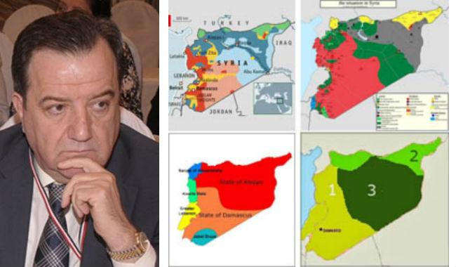 ليون زكي: هل سورية ذاهبة إلى التقسيم؟