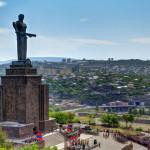 نصب أرمينيا الأم.. السيف الذي أغضب تركيا