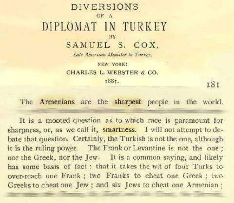 وثيقة تاريخية: من كانوا أذكى شعوب الإمبراطورية العثمانية؟