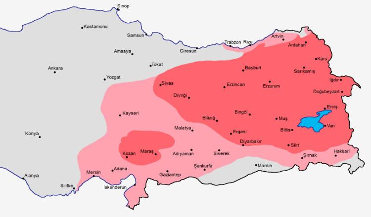 أرمينيا الغربية