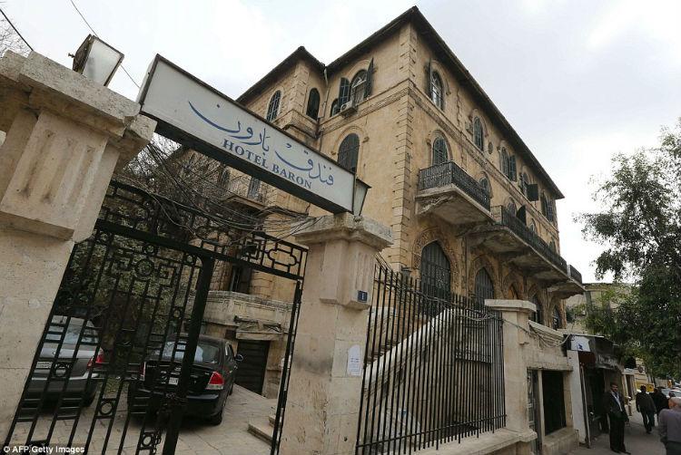 فندق بارون في حلب