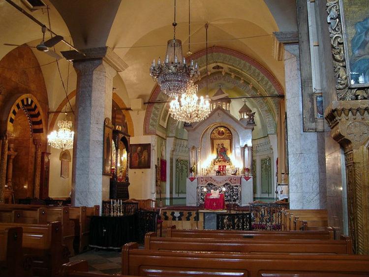 كاتدرائية الأربعين شهيد – حلب، سوريا