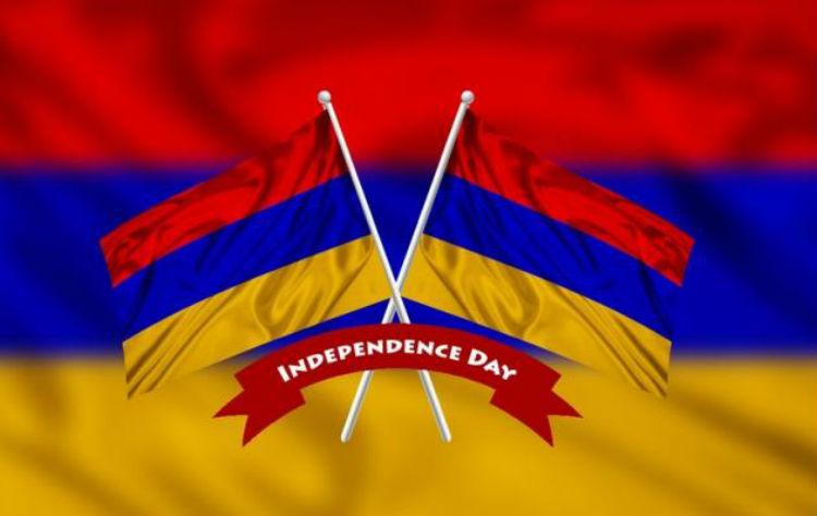 إنها الذكرى الـ 24 للاستقلال.. كل عام  وأنتم وأرمينيا بألف خير
