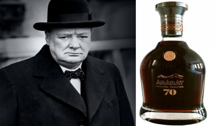 زجاجة كونياك أرمنية معتقة تباع بـ 120 ألف دولار بمزاد علني في لندن