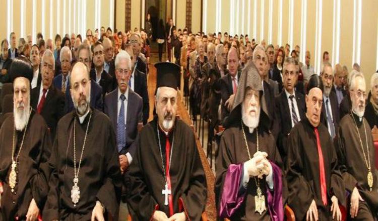 طرح ٣ كتب جديدة في انطلياس بمناسبة مئوية الإبادة الجماعية الأرمنية