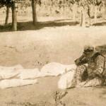 من زمن الإبادة: الأم الأرمنية والجثث المكفنة لأطفالها الخمس