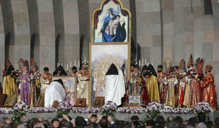 الأرمن.. من نكبتهم كشهداء إلى نهضتهم كقديسين!