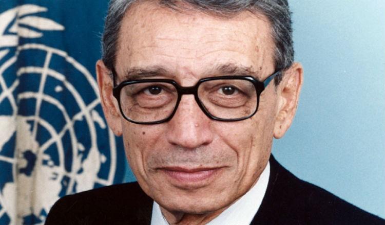 وفاة الأمين العام السابق للأمم المتحدة (ذو الأصول الأرمنية) بطرس غالي