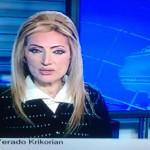 الإعلامية السورية ييرادو كريكوريان