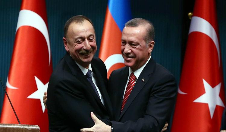 أردوغان يؤكد دعمه لأذربيجان حتى النهاية فى حربها مع أرمينيا