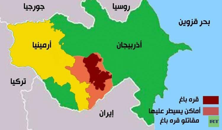 توافق مصالح إسرائيل وتركيا وأذربيجان في جنوب القوقاز