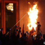 الذكرى 101 - مسيرة مشاعل في يريفان