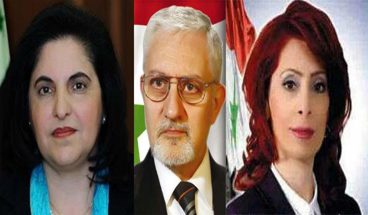 وزير ونائبان، سابقة في تمثيل السوريين الأرمن.. بقلم: ليون زكي