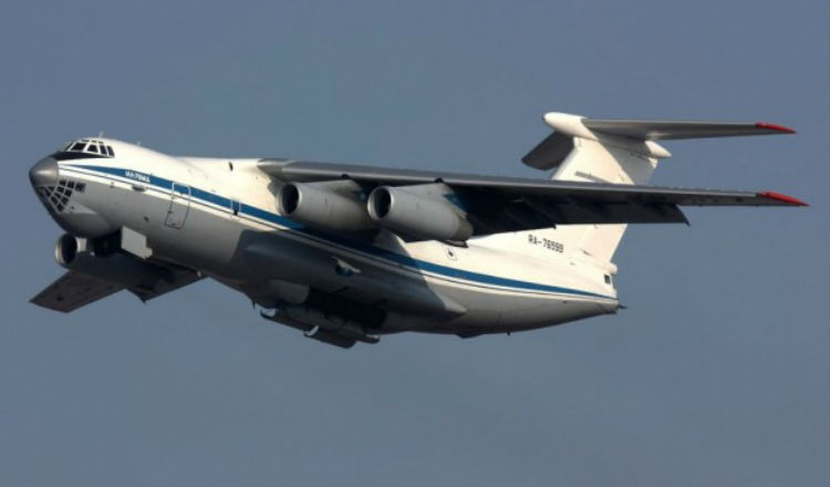 طائرة عسكرية أذرية حطّت مرتين في إسرائيل أثناء معارك آرتساخ الأخيرة
