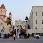 افتتاح كنيسة أرمنية في الإمارات