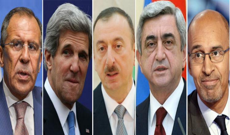 بوساطة روسية أمريكية فرنسية.. قمة بين أرمينيا وأذربيجان لتهدئة الأوضاع