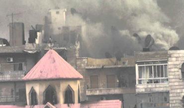 ليون زكي: حي الميدان مهدد بالزوال من خريطة حلب