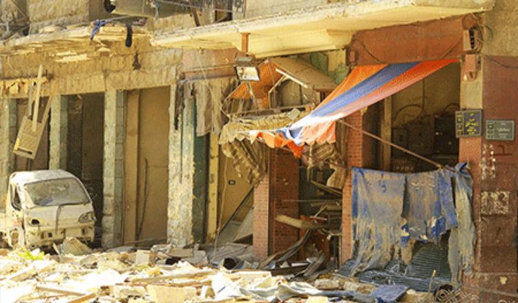 ليون زكي: ثلث أرمن سورية بقوا فيها بعد خمس سنوات من الموت