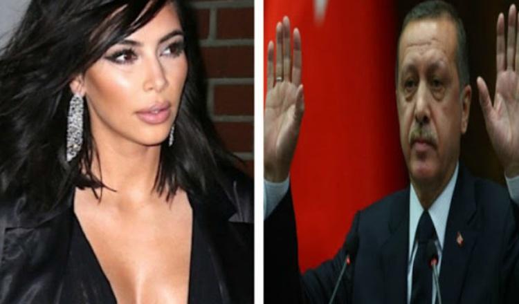 كارداشيان ترفض عرضا من أردوغان بقيمة 5 ملاين دولار.. وتصفعه بالجواب
